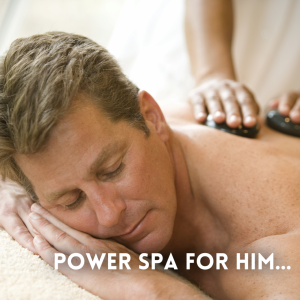 Power spa for Men Mississauga